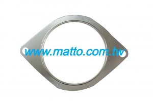 Komatsu 6D108(9900) Pipe Gasket (45016-S)