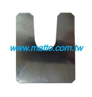 Komatsu 6D108(9900) Steel Gasket (4K024-S)