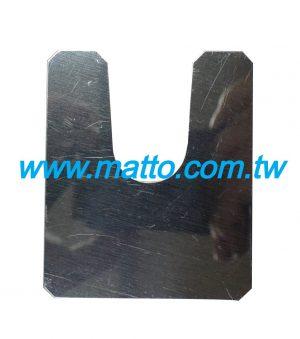 Komatsu 6D108(9900) Steel Gasket (4K025-S)
