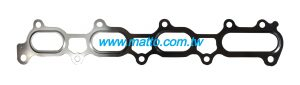 Mitsubishi 4D56T Exhaust Manifold Gasket (63077-S)