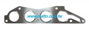 三菱 4G69 1555A052 排气歧管垫片 (63059-S)