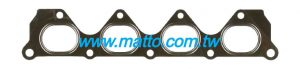 Mitsubishi 4G92 MD157084 Exhaust Manifold Gasket (63013-S)