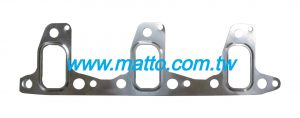 Perkins 1106C 3688A032 Exhaust Manifold Gasket (Y3007-S)