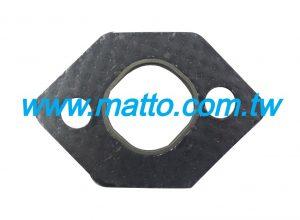 Yamaha Steel Gasket (6K048-G)