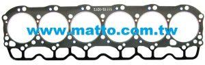 Engine Head Gasket HINO EH300 11115-1012 (02013)
