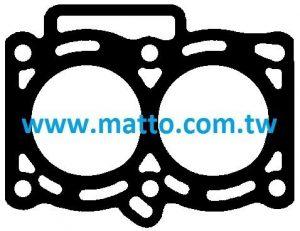 气缸盖垫片DAIHATSU AB 11115-87701,11115-87703(12001)