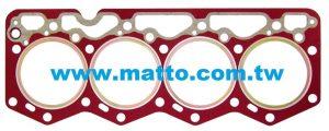 气缸盖垫小松 4D105-5 6134-11-1810(42013)