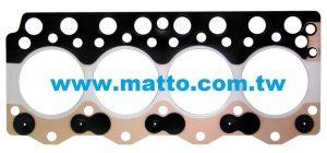 气缸盖垫小松 4D95(MT)6204-11-1812(42008)