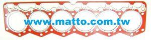 Head Gasket KOMATSU 6D105 6137-11-1810 (42014)