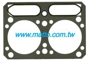 发动机盖垫片小松 NH220 6610-11-1081 (42029)