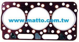 Head Gasket NISSAN PE6T 11044-96510, 11044-96560, 11044-NC000 (72068)