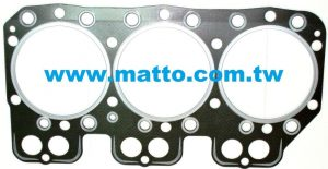 Head Gasket YANMAR 6HA 126650-01334 (G2004)